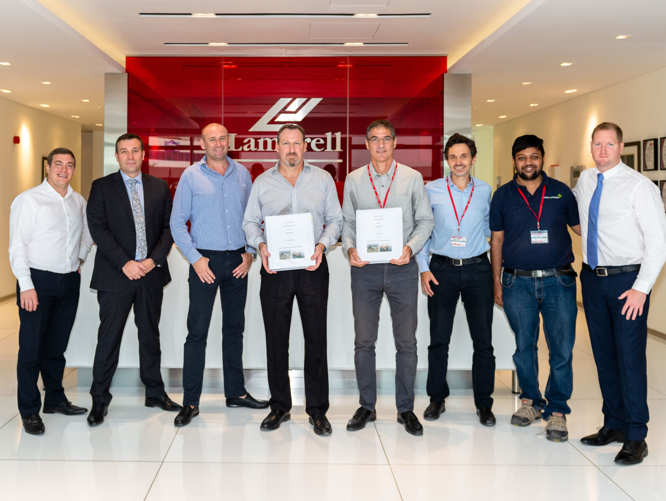 Smart4Power Signs contract with Lamprell for Implementation of Energy Saving Solutions at Jebel Ali and Hamriyah Freezone facilities.